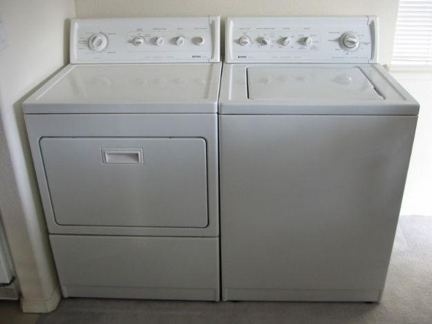 Apartment Washers And Dryers - Interior Design